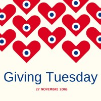 Le 27 novembre, le Giving Tuesday arrive en France !